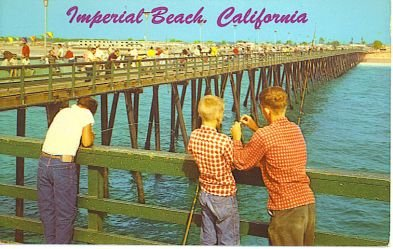Old postcard shows Imperial Beach like Mayberry!