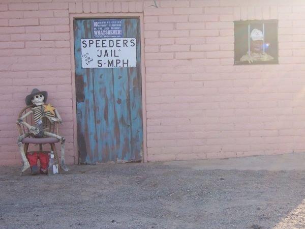DeAnza Springs nudist colony.