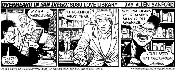 SDSU Love Library