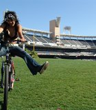 Enjoy Petco Park in San Diego's East Village in the Summer. San Diego must. Take a downtown bike tour. Learn the city!