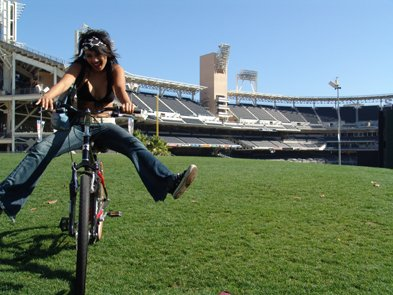Enjoy Petco Park in San Diego's East Village in the Summer. San