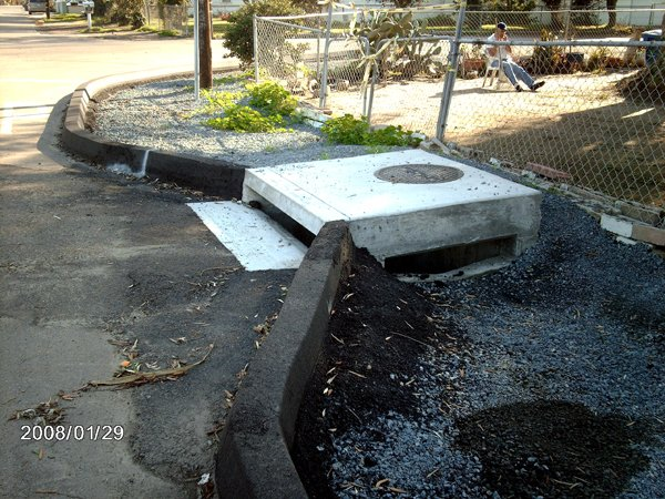 The end result of a 3.5 million dollar drainage project. See more at www.chulavistaissues.org
