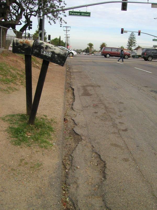 Across the street from an elementary school in southwestern Chula Vista.