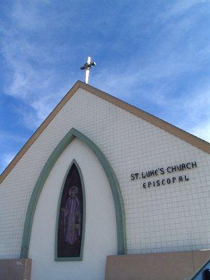 St. Luke's Church Episcopal in North Park.