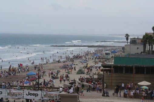 Popular vacation destination