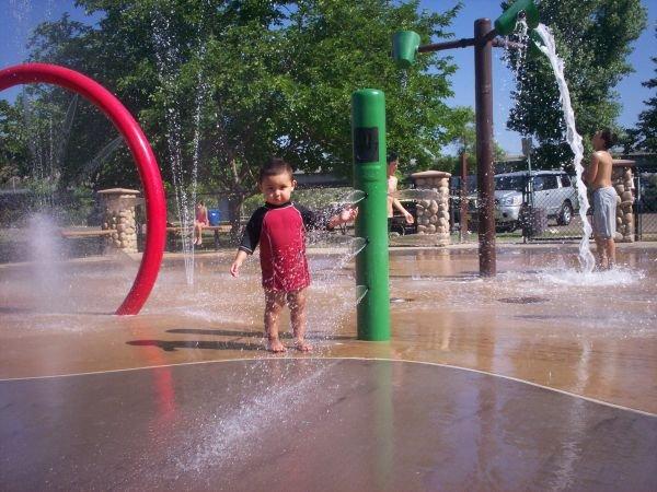 Santee Spray Park
