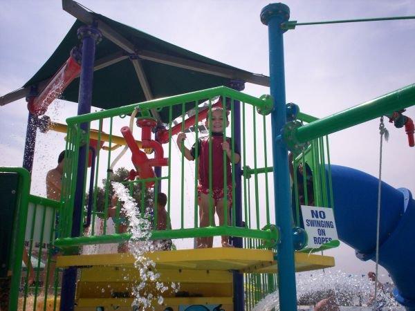 Santee YMCA Water Park