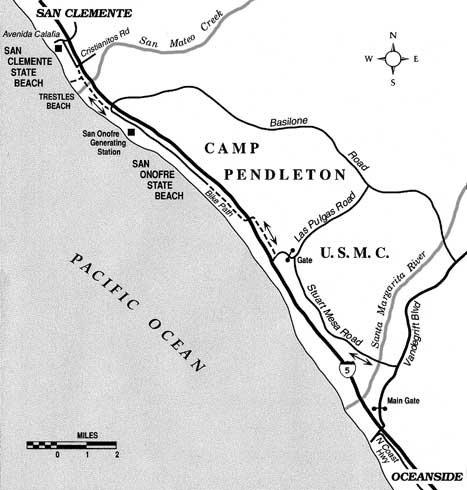 Camp Pendleton Bike Traverse San Diego Reader