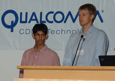 Qualcomm at UCSD.