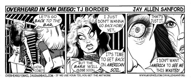 TJ border