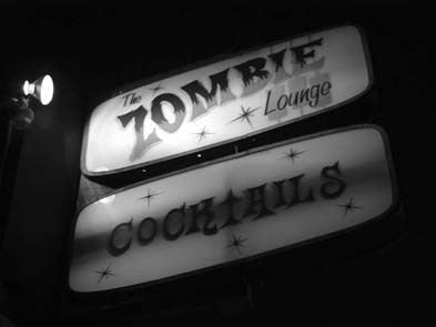 Visit the Zombie Lounge in Normal Heights.