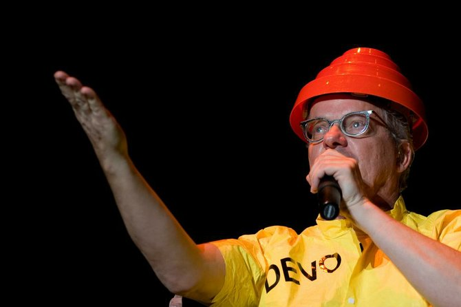 Mark Mothersbaugh of Devo