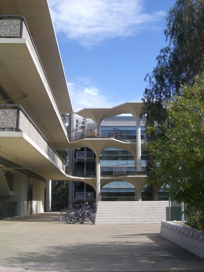 Bonner Building, UCSD