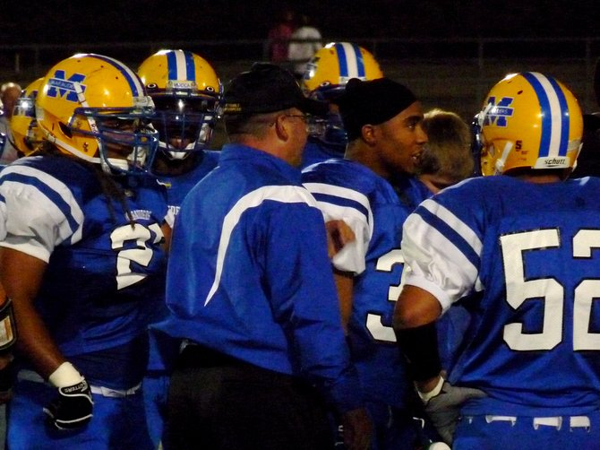 Mira Mesa talks things over defensively