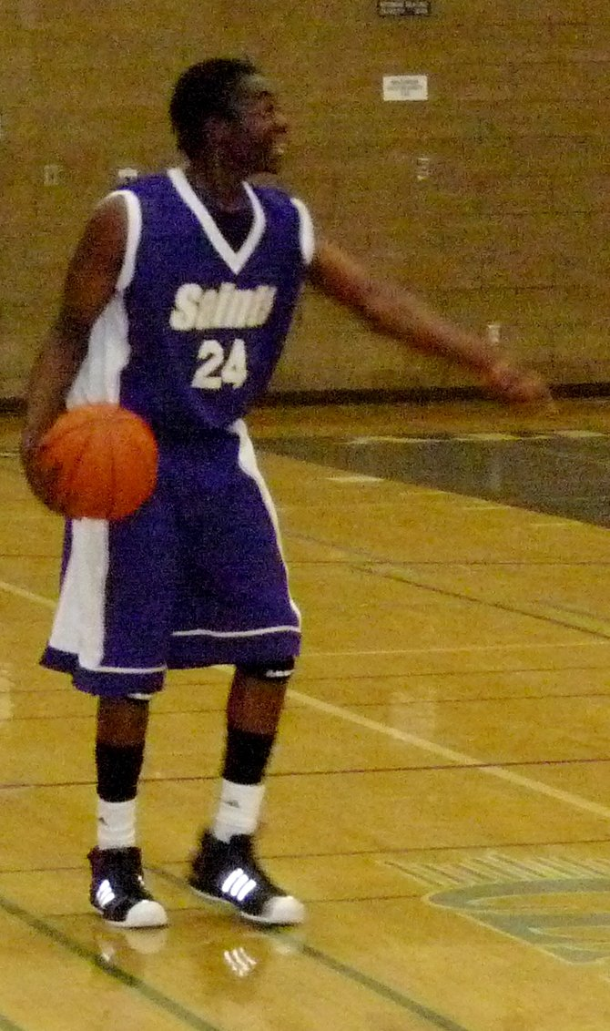 St. Augustine guard Stephon Lamar