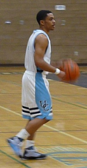 University City guard Mark Hills