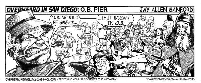O.B. Pier