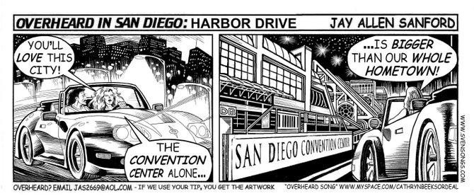 Harbor Drive