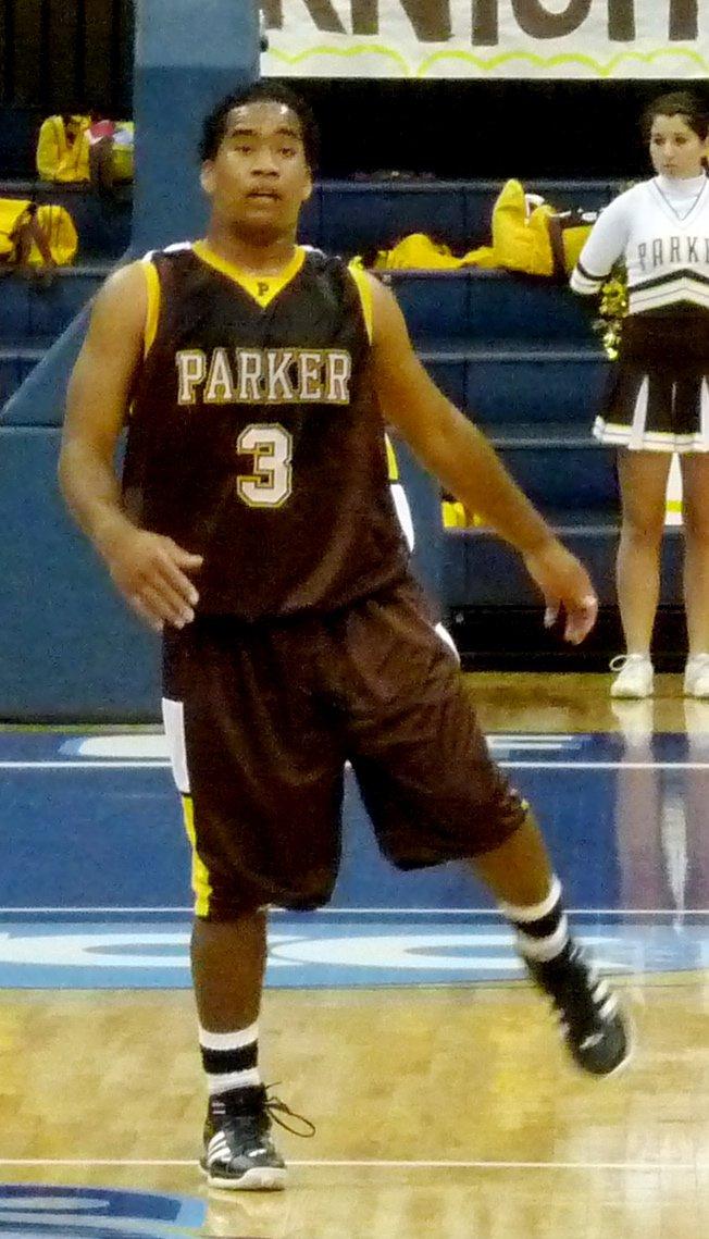 Francis Parker guard Deon Randall