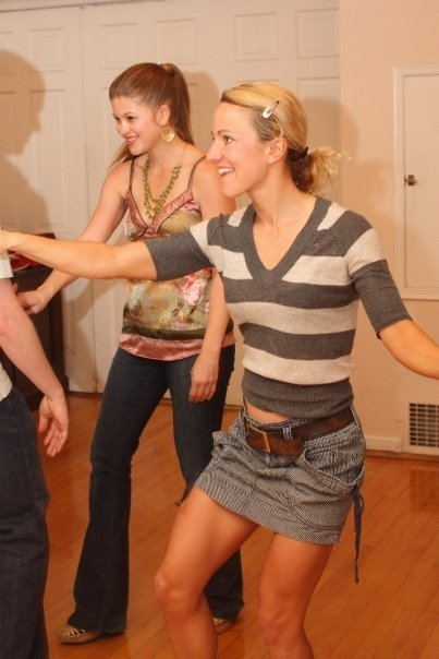 Firehouse Swing Dance beginner's class