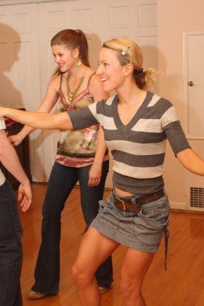 Firehouse Swing Dance beginner's class