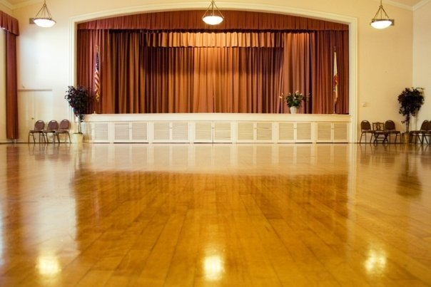 The Dance Hall