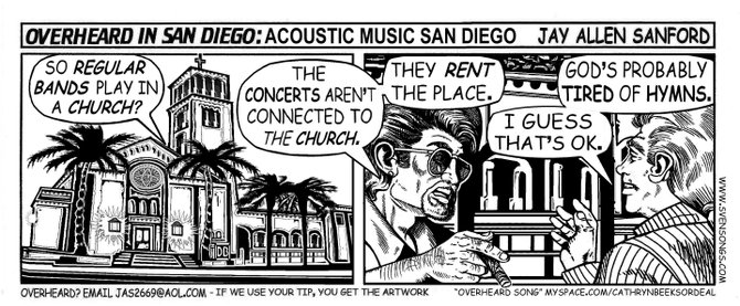 Acoustic Music San Diego