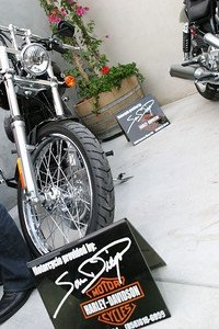 """Copyright Natacia Manibusan  Frankie """"The Bull's"""" BBQ Opening March 20, 2009  www.natacia.smugmug.com www.myspace.com/fotosnaps1"""