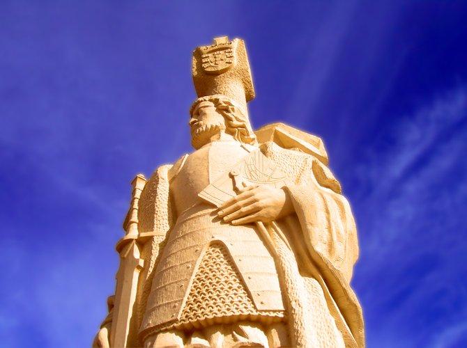 The Juan Rodriguez Cabrillo Monument