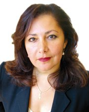 Hala Gores: Cousin to Tom Gores, this Portland lawyer is an outspoken advocate of the Palestinian cause.