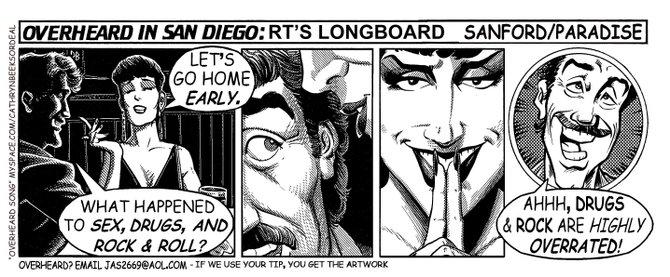 RT's Longboard