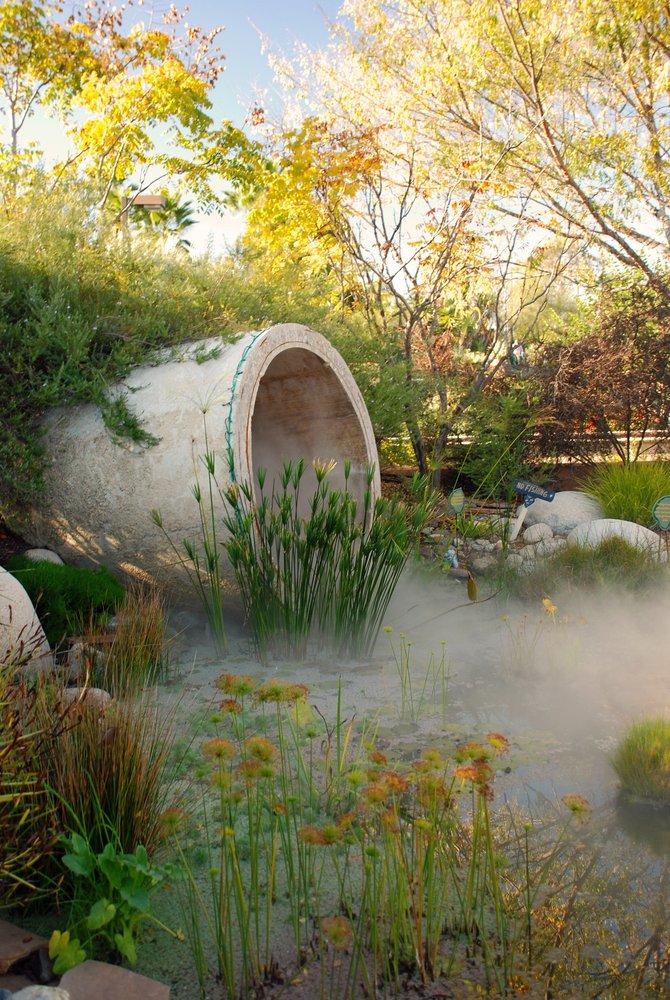 Garden Conservatory -- Rancho San Diego
