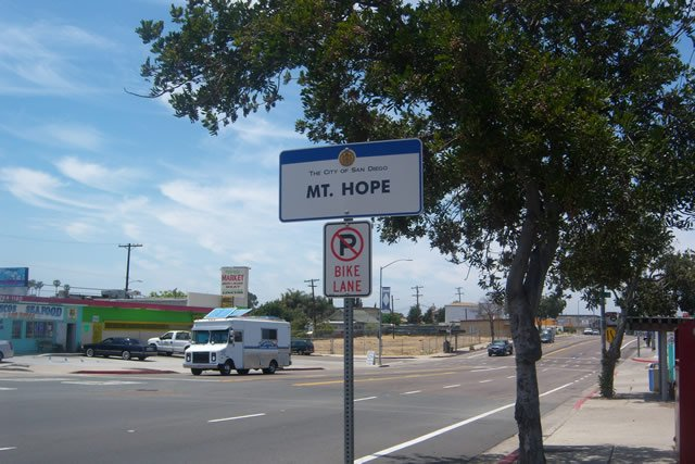 I'd like to represent an under-represented community of San Diego --