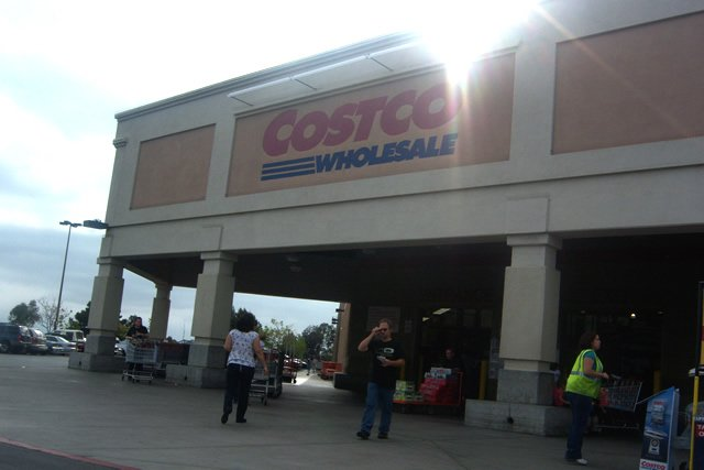 Costco in Mount Hope: where many from San Diego go to