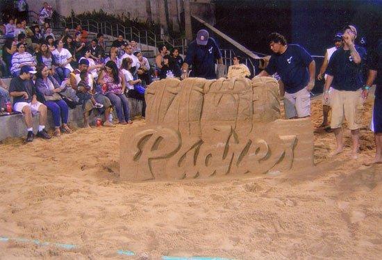 """""""I.B. Posse"""" The U.S. Sandcastle Champions"""