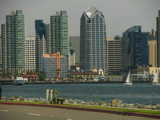 Downtown San Diego photo