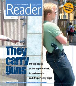 So many San Diegans carry guns | San Diego Reader
