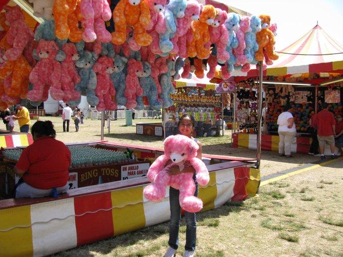 Carnival Kimball Park July 3rd