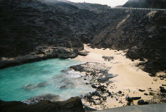 The Famous Eternity Bay... Oahu, Hawaii