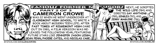 Cameron Crowe, Part 2