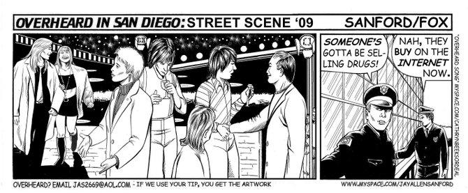 Street Scene 2009