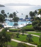 View from the St. Thomas Ritz Carlton. Excellent customer service in a prime location.. We ...