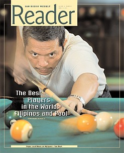 The Best Pool Players In The San Diego And The World Filipinos