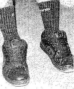 Jason's shoes