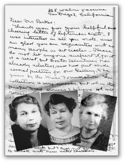 """The Putnam sisters. """"If anyone says they knew them, they're lying."""""""