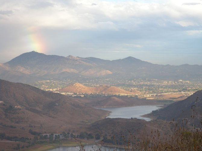 Lake Hodges Overlook
