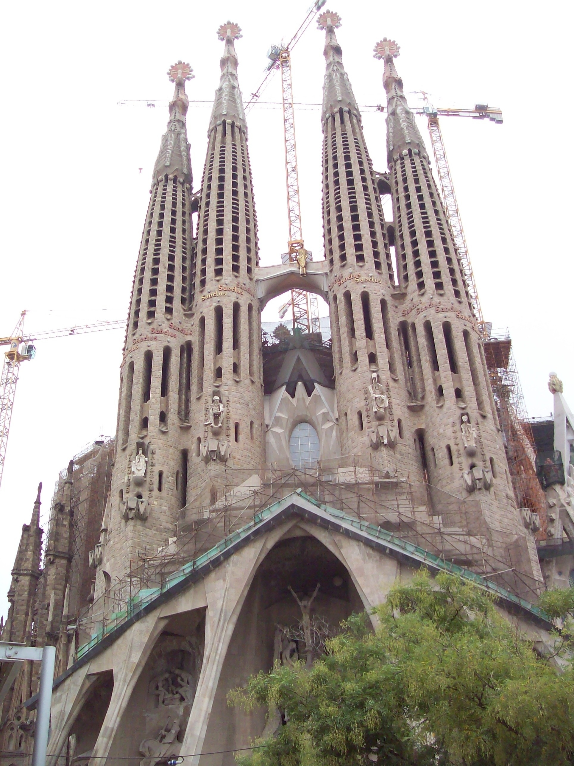 Barcelona Spain Gaudi Picasso And Paella San Diego Reader