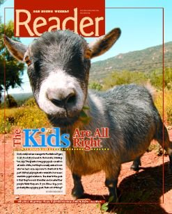 An introduction to San Diego's pygmy goats | San Diego Reader