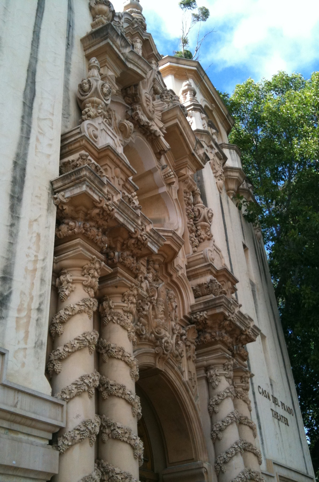 Casa del Prado theater