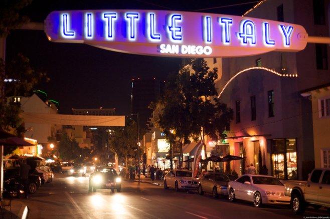 Little Italy photo